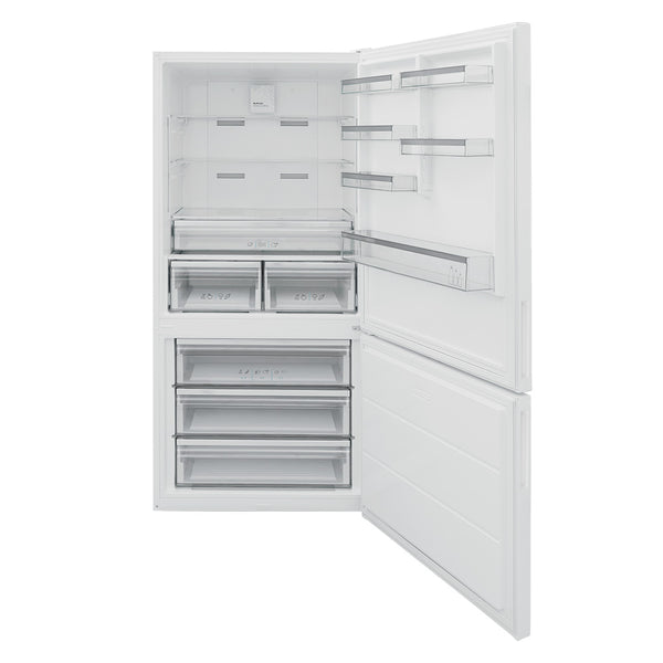 No Frost Refrigerator, Bottom Freezer 587 liters