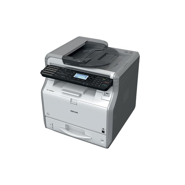 Integrated black and white laser printer- SP3600SF
