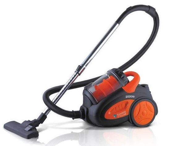 Powerful cyclone vacuum cleaner 2000W