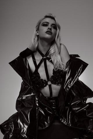 Alice Chater in Oddity Magazine