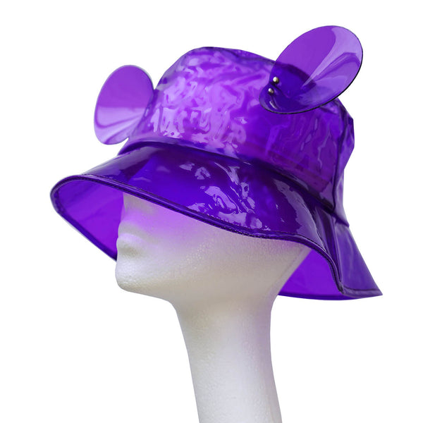 BEAR BUCKETS HATS (multiple colours available) NEW - Ada Zanditon Couture