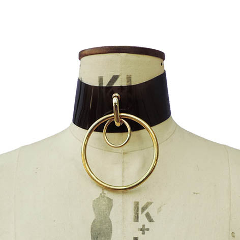 Classic Choker Collar (14 colours available) - Ada Zanditon Couture