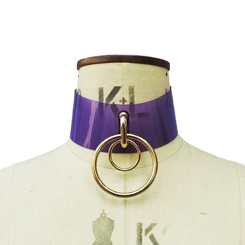 Classic Choker Collar (multiple colours available) - Ada Zanditon Couture