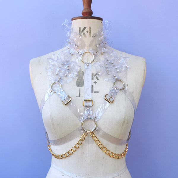 Queen Harness Made To Order - Ada Zanditon Couture