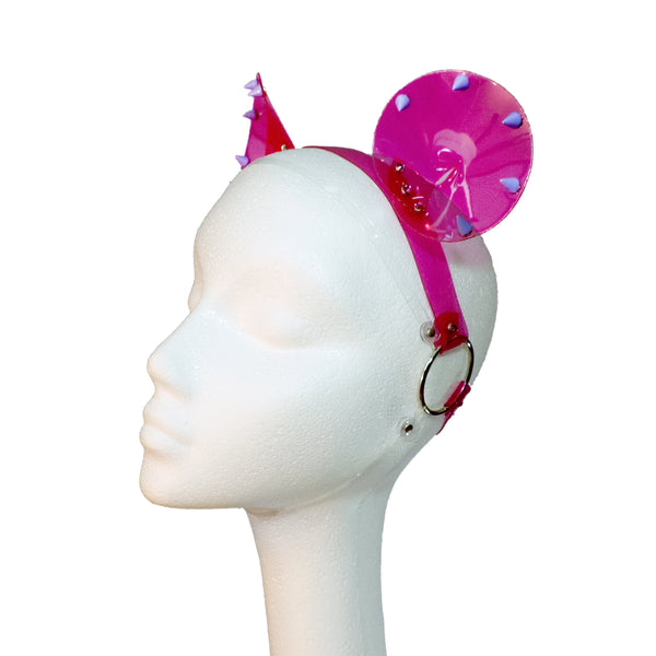 Mouse Ears (multiple colours available) NEW - Ada Zanditon Couture