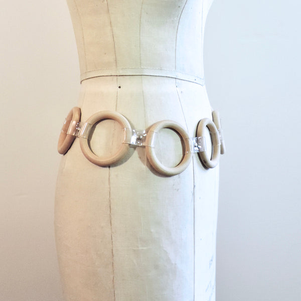 TREE RING BELT - Ada Zanditon Couture