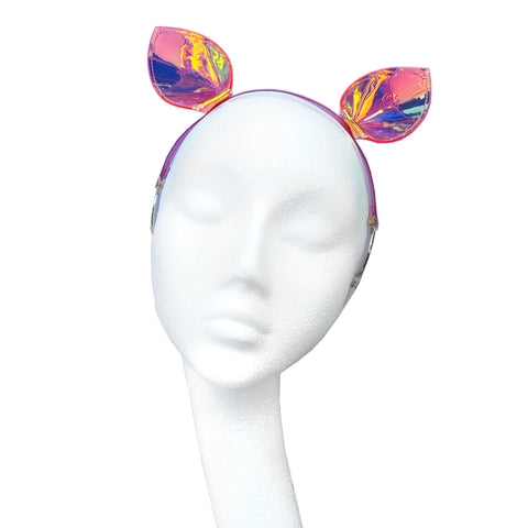 Bambi Ears (holographic - multiple colours available) - Ada Zanditon Couture