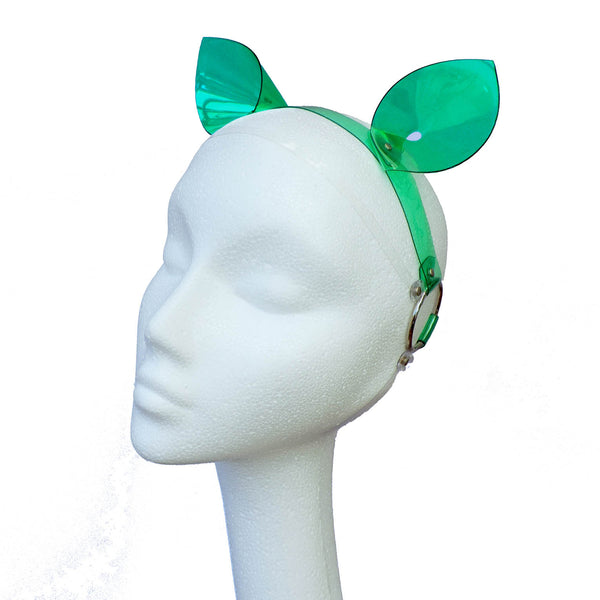 Pointy Ears (multiple colours available) - Ada Zanditon Couture
