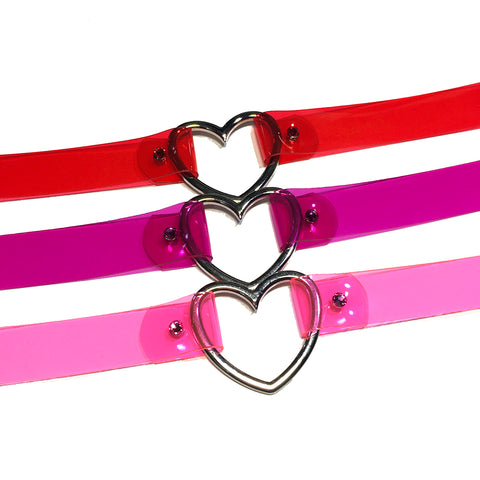 Love Choker (14 colours available) NEW - Ada Zanditon Couture