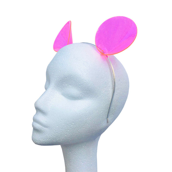 Round Ears Headband (multiple colours available) NEW - Ada Zanditon Couture