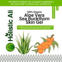 Organic Sea Buckthorn and Aloe Skin Gel 100g