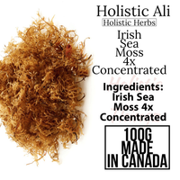 Irish Sea Moss 4x Concentrate Extract 100g