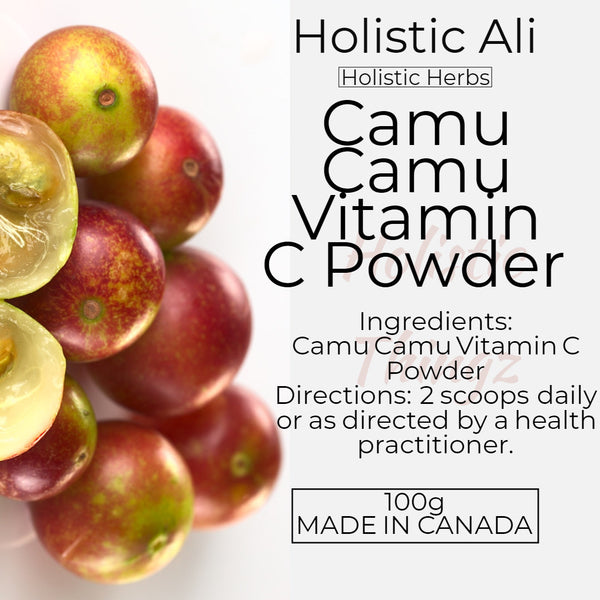 Camu Camu Vitamin C Powder 100g