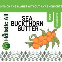 Organic Sea Buckthorn Butter 200g