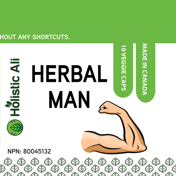 Herbal Man 10 Caps