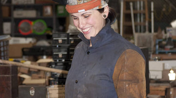 Female Welder Chelsea spills the beans on dangerous work, finding confidence and that dream job.