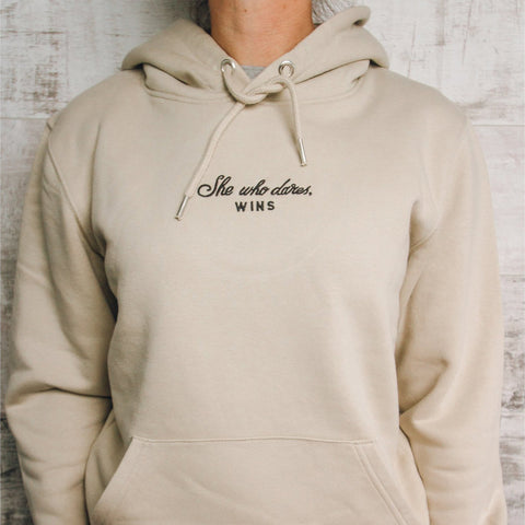 The Ultimate Hoodie Embroidered