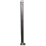 W5035AK Square Tubing Table Legs, 86cm, Set/4