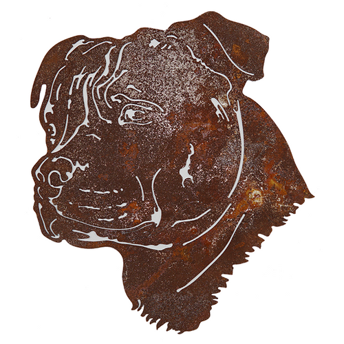 *W4339 Wall Art - Dog Decor