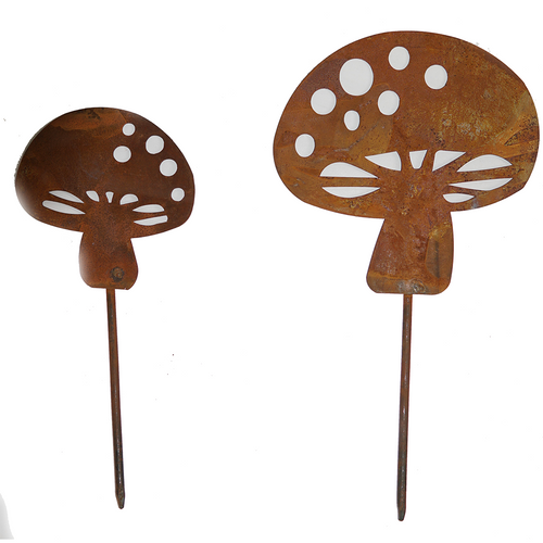 LU0184 - LU0186 Mushroom Stakes pack - Set of 3
