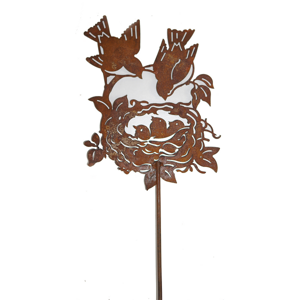 LU0257   Bird nest pick