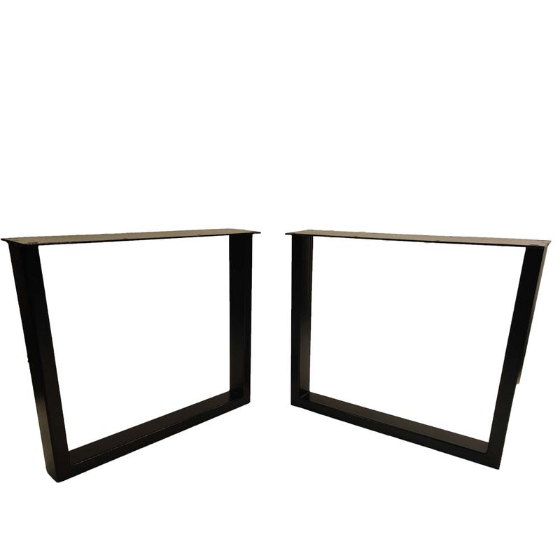 * W5033D Coffee table U legs, 1 Pair (Set of 2 legs) 40cm tall