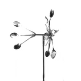 SH0102  Spoon single wind spinner stake