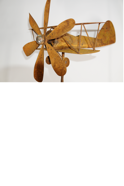 W3771-1pc Biplane wind spinner