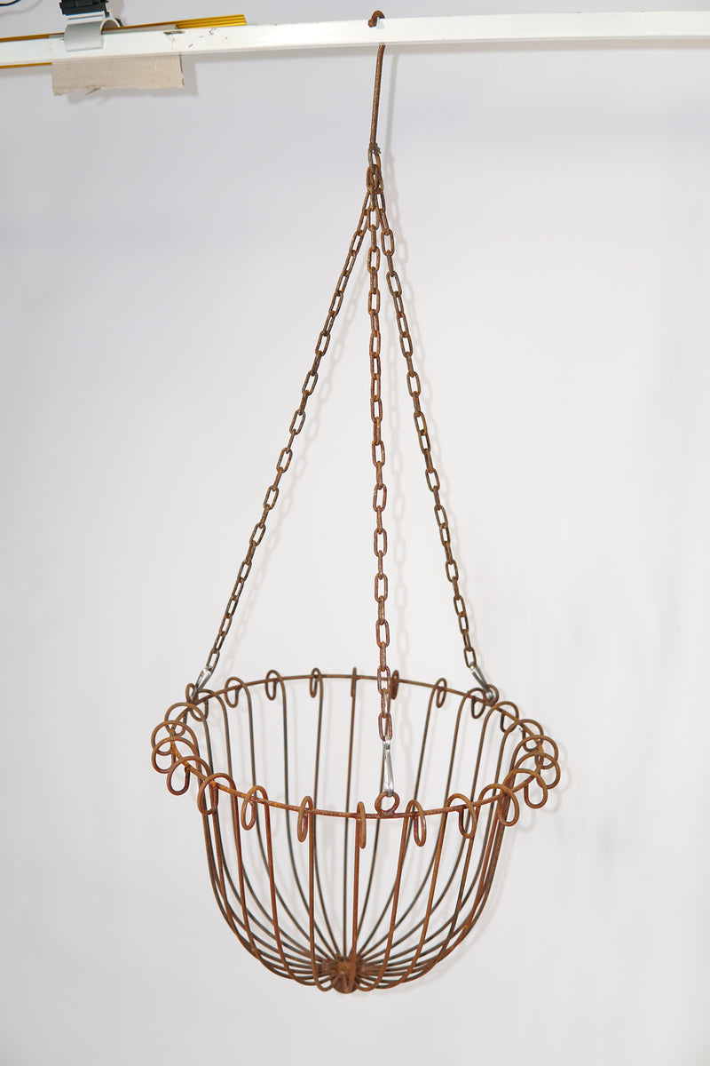 W4828  Handled basket set of 2