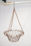 W4836  Hanging round basket Set of 3