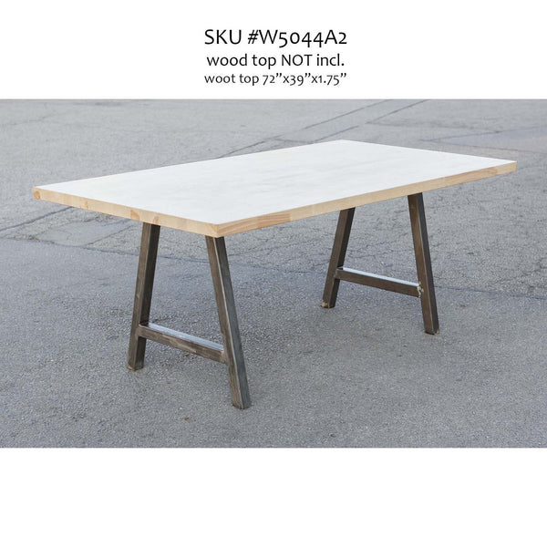 W5044A2 PLUS Dining Table A Legs, 1 Pair 71cm tall