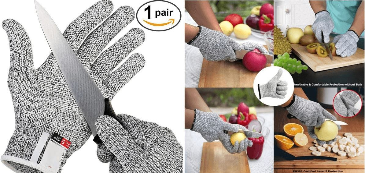 Anti-Cut Gloves Fit Lifestyle For You