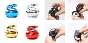Aromatherapy Rotating Suspension Double Ring Fit Lifestyle For You