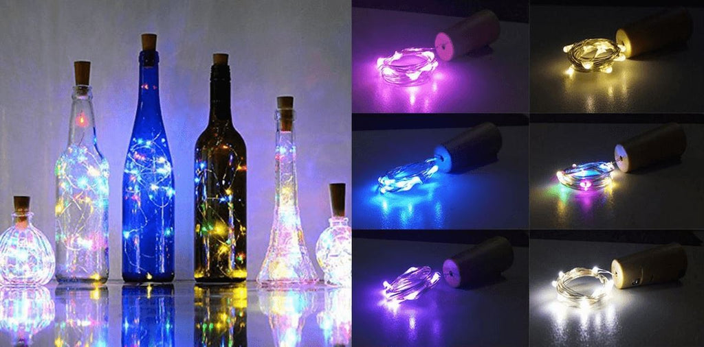 Bottle Lights LED Fit Lifestyle For You Changeable