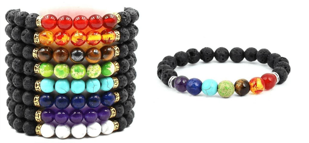 Chakra Bless and Lose Weight Bracelet Fit Lifestyle For You All blessings