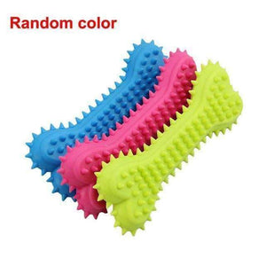 Cute Rubber Bite for Cleaning Teeth Healthier Lifestyle 4 All Bone
