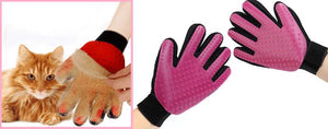 Deshedding Glove for Pet Grooming Healthier Lifestyle 4 All