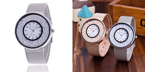 Fashion Stainless Watch Watch Healthier Lifestyle 4 All