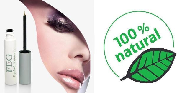 FEG Eyelash Enhancer Healthier Lifestyle 4 All one