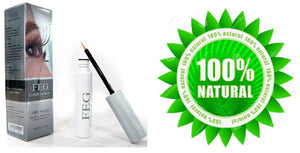 FEG Eyelash Enhancer Healthier Lifestyle 4 All Two for 34.99 + FREE shipping offer