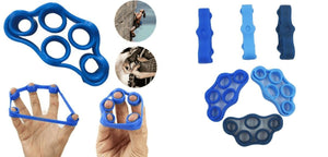 Finger Exerciser Healthier Lifestyle 4 All Blue
