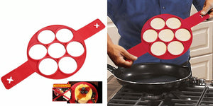 Flippin' Fantastic Pancake Maker Healthier Lifestyle 4 All
