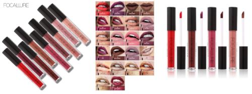 Focallure™ Waterproof Matte Liquid Lipstick Healthier Lifestyle 4 All