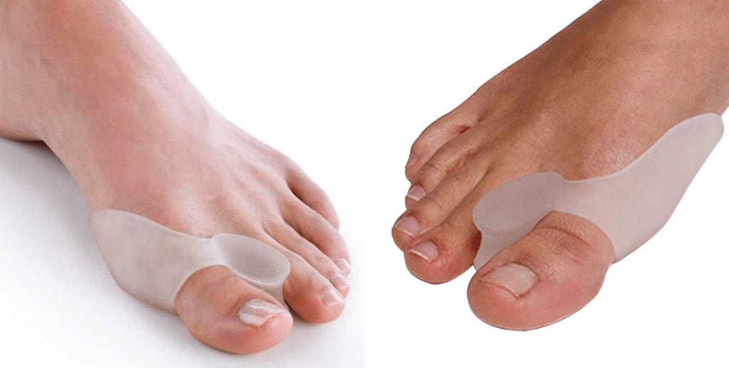 Gel Bunion Cushion 2 Pieces Health Healthier Lifestyle For You