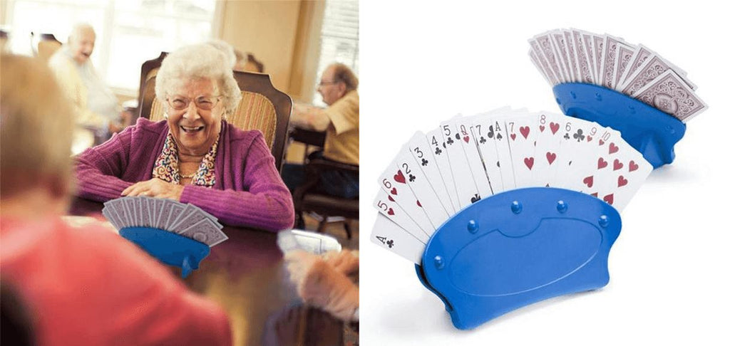 Hands Free Playing Card Holders 1/2/4 pcs Fit Lifestyle For You
