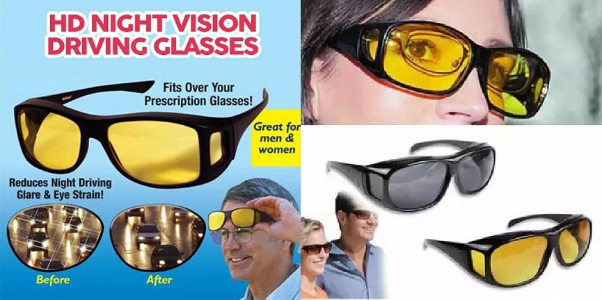 HD Night Vision Glasses Fit Lifestyle For You