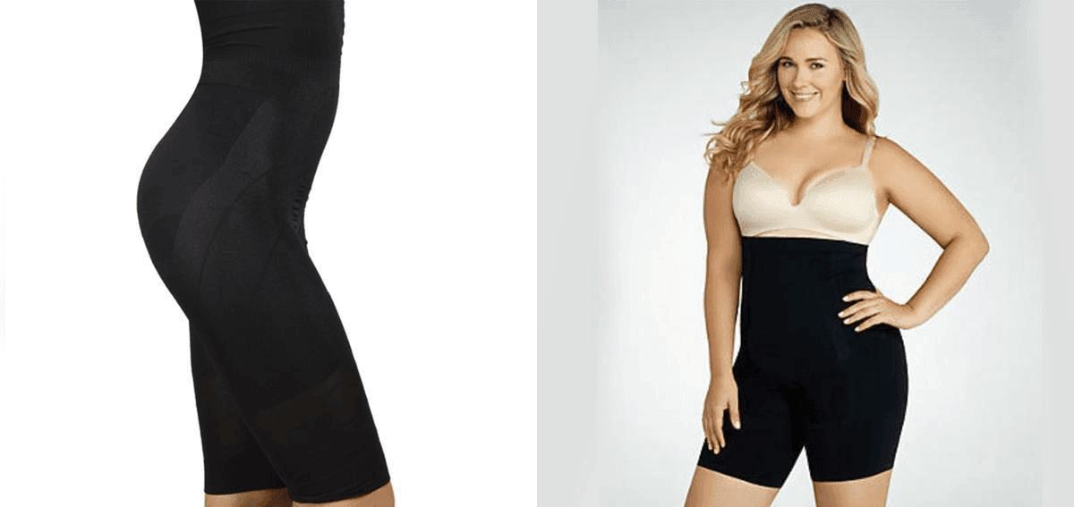 High Waist Body Shaper - Tummy Control Shapewear Healthier Lifestyle 4 All