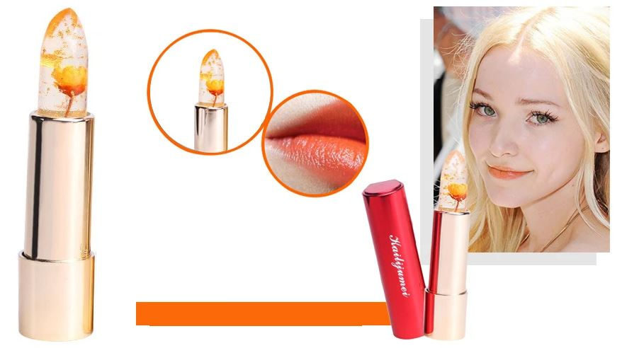 Lipstick Gloss Color Temperature Changes Lipstick Healthier Lifestyle 4 All