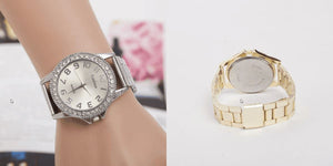 Luxury Watch Watch Healthier Lifestyle 4 All Silver