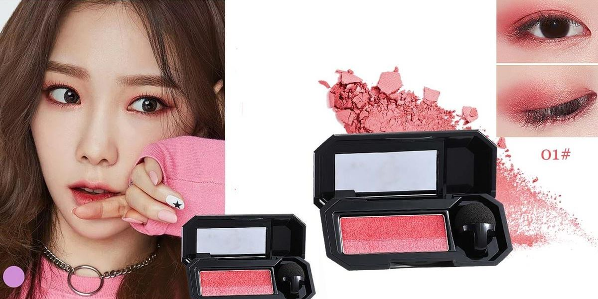Perfect Dual-color Eyeshadow Healthier Lifestyle 4 All